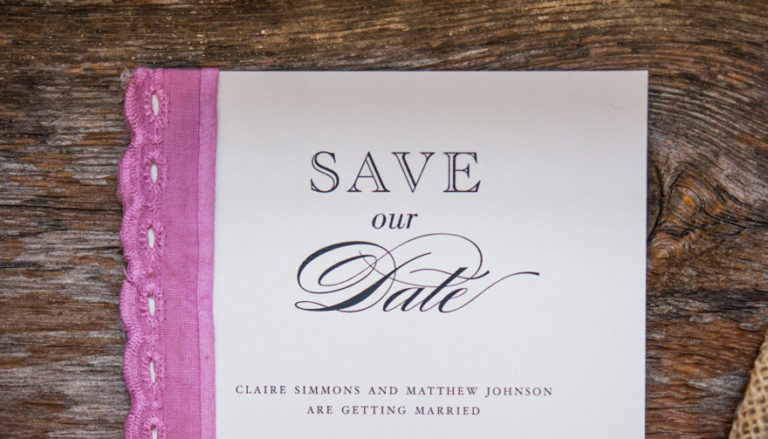 Save the Date Ideas and Inspiration | Confetti.co.uk