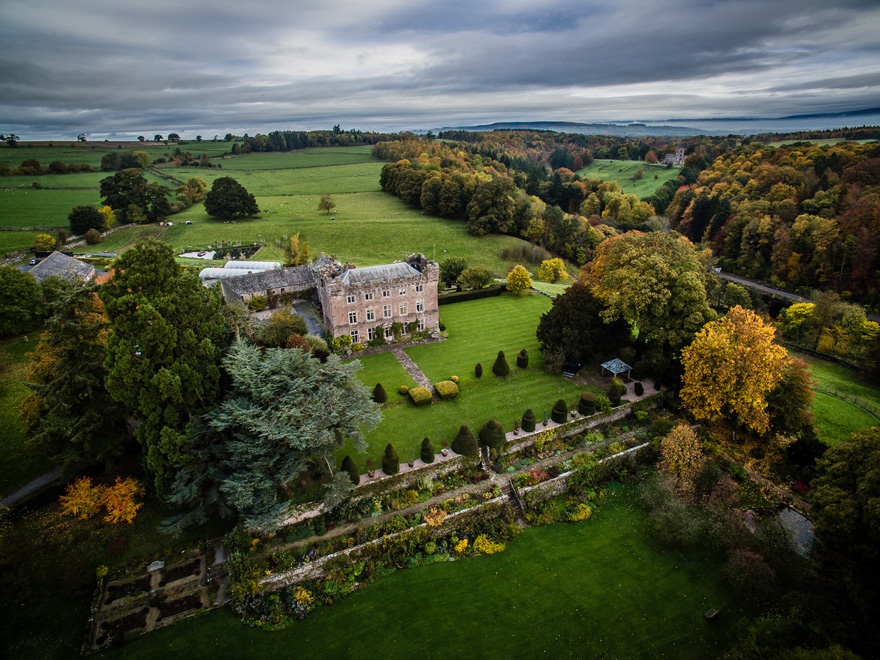 Askham Hall Country House Wedding Venue in the Lake District by Joel Skingle - National Park Wedding Venues   Confetti.co.uk