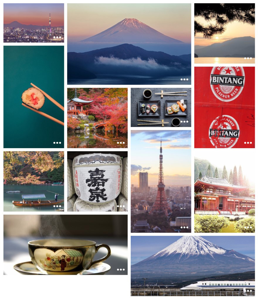 Honeymoon in Japan - From the Kyoto Gardens and Mount Fuji to Tokyo and Ancient Temples - via Patchwork | Confetti.co.uk