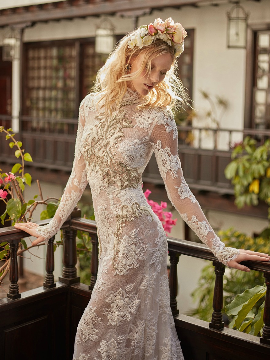 Wedding dresses with sleeves by Galia Lahav | Confetti.co.uk