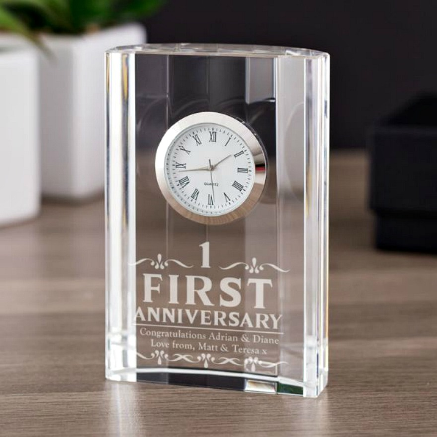 First weddig anniversary gifts | Confetti.co.uk
