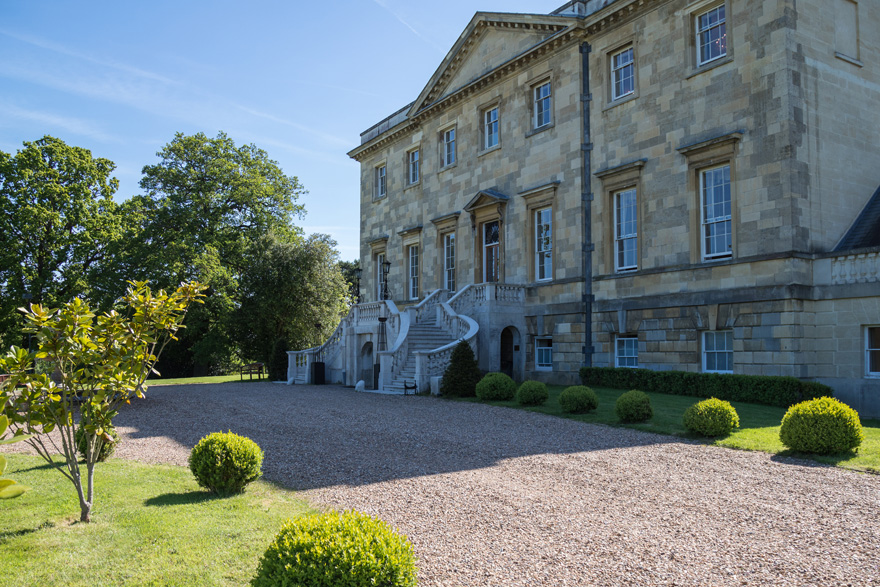 Grand Country Mansion in Surrey - Botleys Mansion by Bijou Wedding Venues - Summer Wedding Venue | Confetti.co.uk