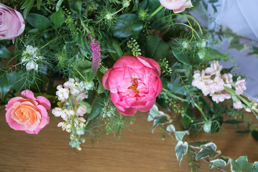 Hot Pink Peonies for Weddings | Confetti.co.uk