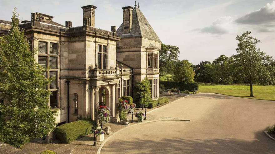 Rookery Hall Hotel and Spa Wedding Venue in Cheshire - Romantic Wedding Venues | Confetti.co.uk