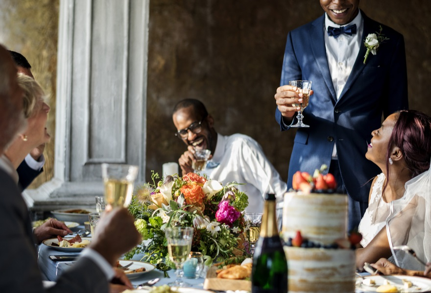 Wedding Speech Order - In What Order Do Wedding Speeches Traditionally Take Place? | Confetti.co.uk