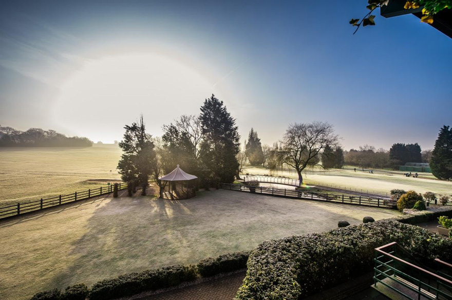 Three Rivers Golf and Country Club Wedding Venue in Essex | Confetti.co.uk