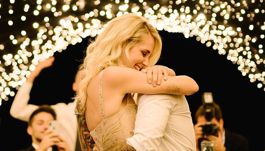 Chiara Ferragni Got Married | Confetti.co.uk