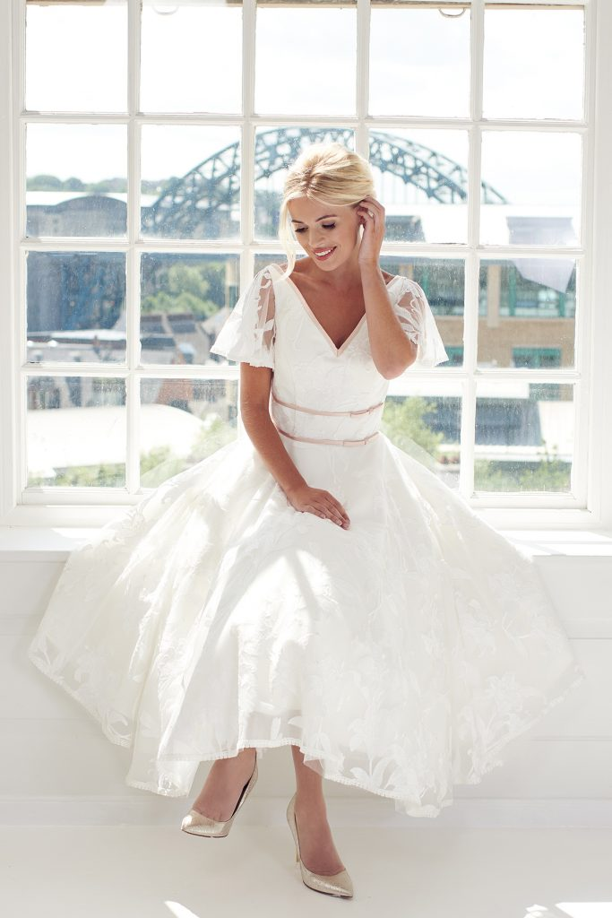25 Short Wedding Dresses You Ll Love Confetti Co Uk