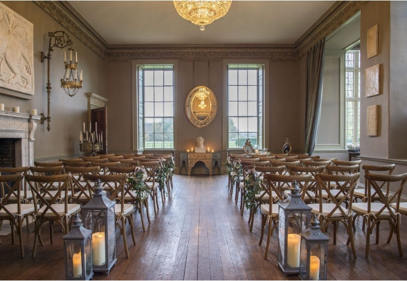 Howsham Hall wedding venues in Yorkshire