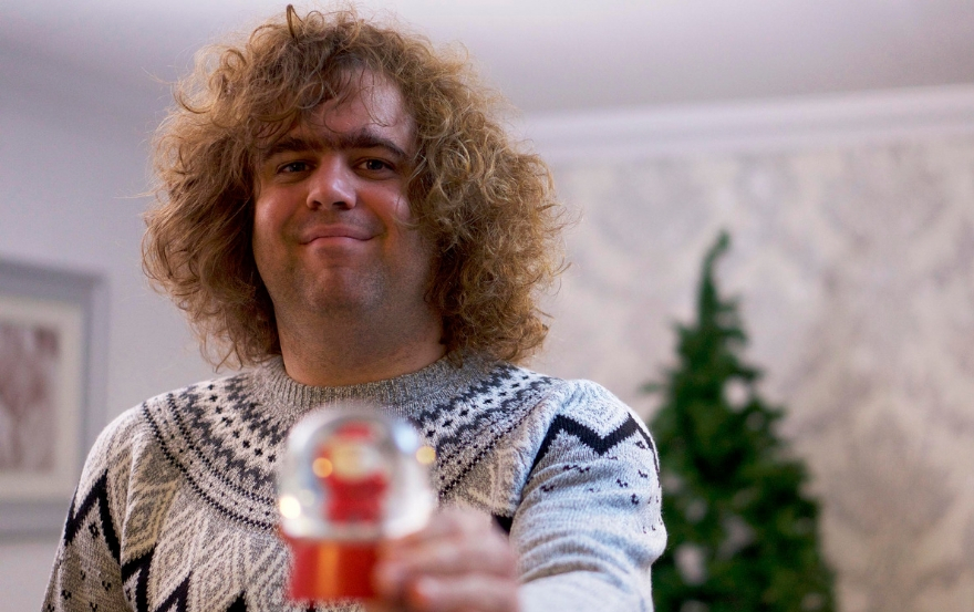 Daniel from Undateables