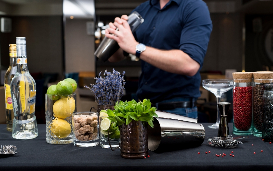 K West cocktail masterclass