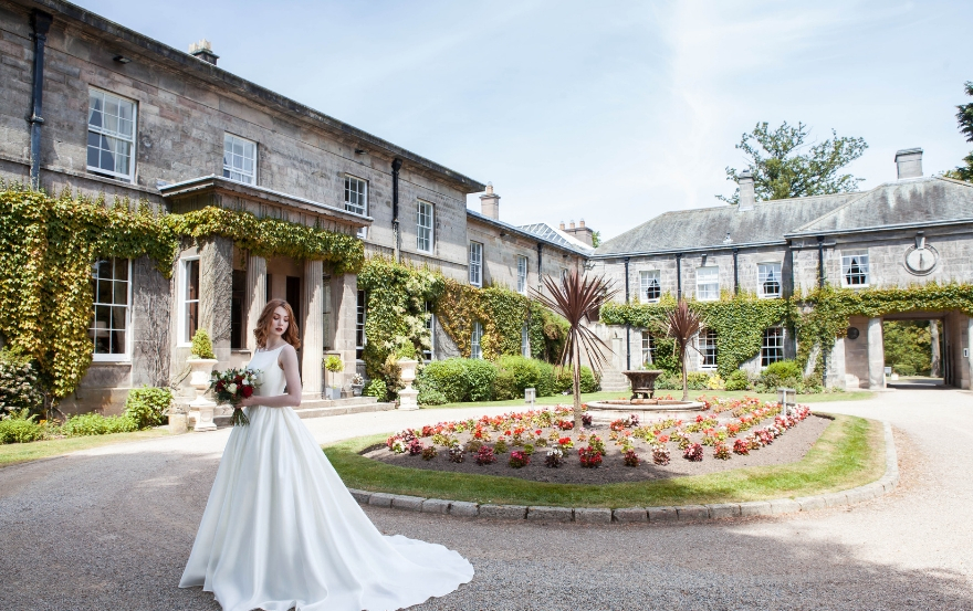 Doxford Hall Northumberland weddning venue
