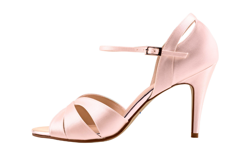 Pink Wedding Shoes for Every Bridal