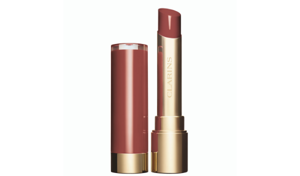 Clarins nude lipstick for weddings