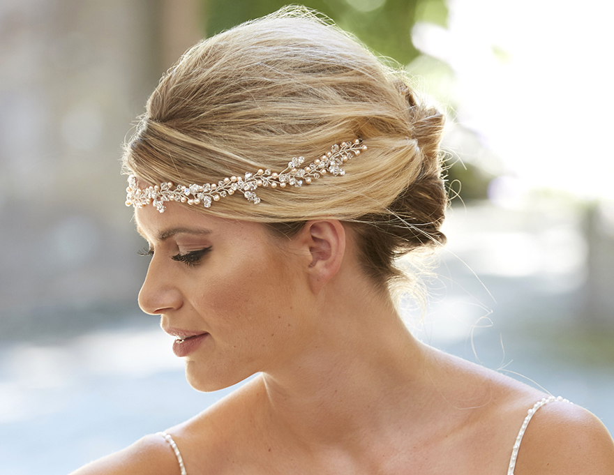 messy wedding hair inspiration