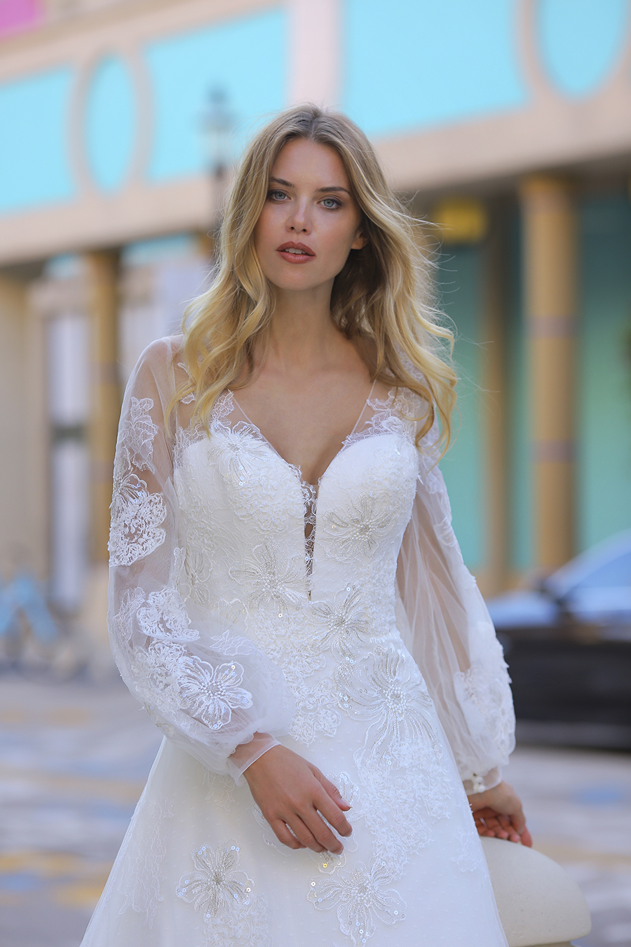 long-sheer-sleeved-wedding-dress