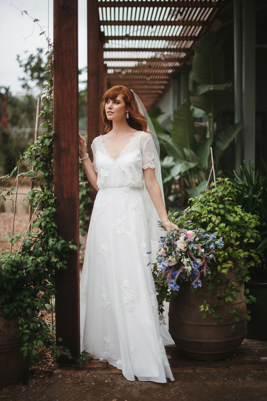 lace-capped-sleeve-wedding-dress