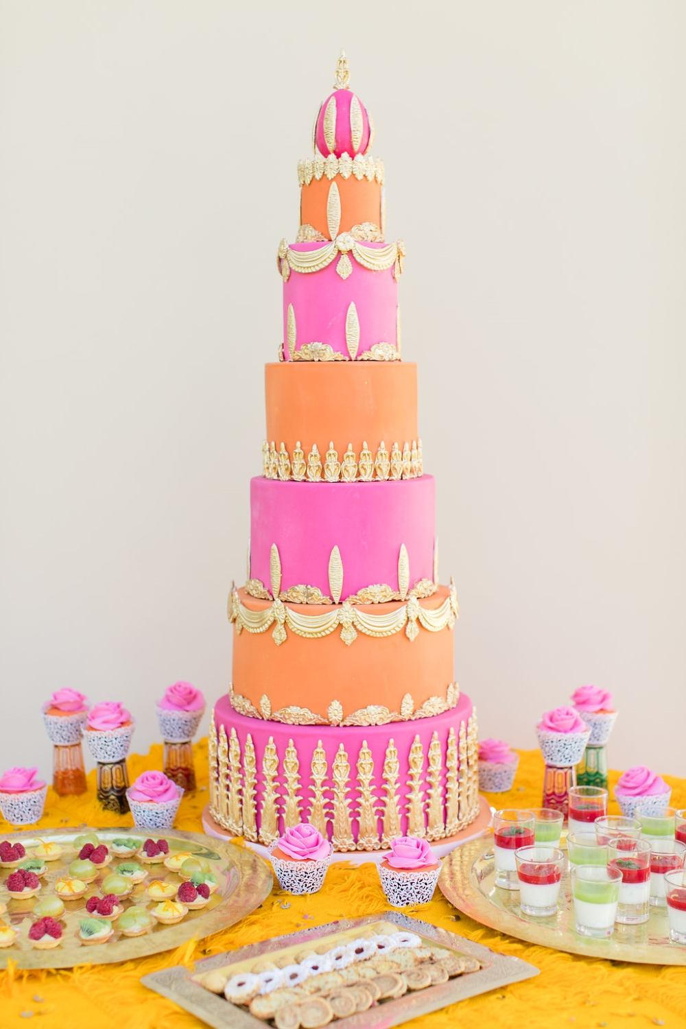 tall-colourful-wedding-cake