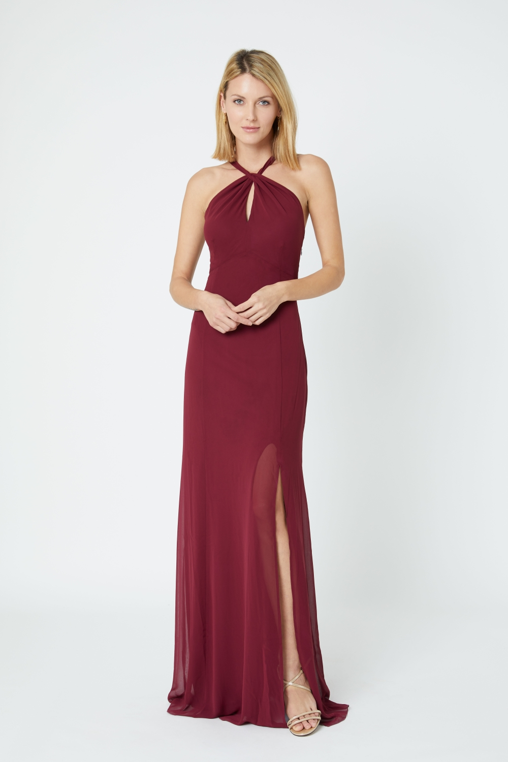 halterneck-bridesmaid-dress