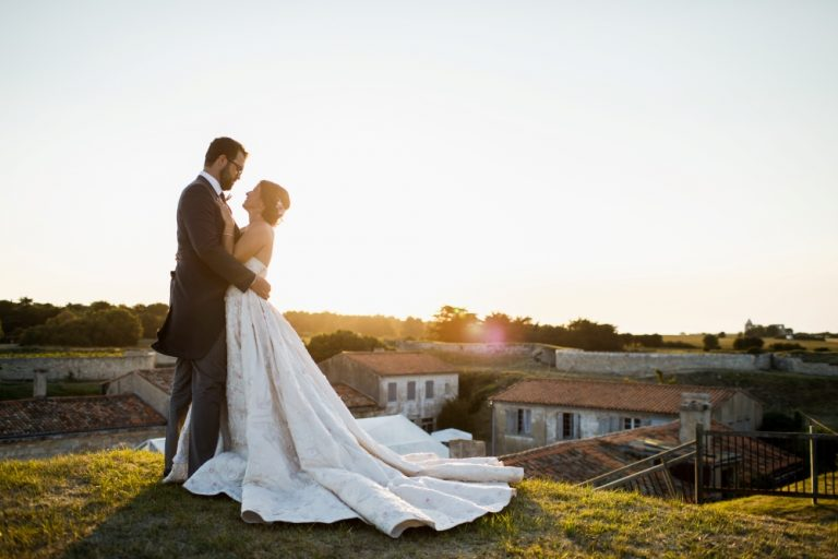 Wedding planner who planned her own wedding