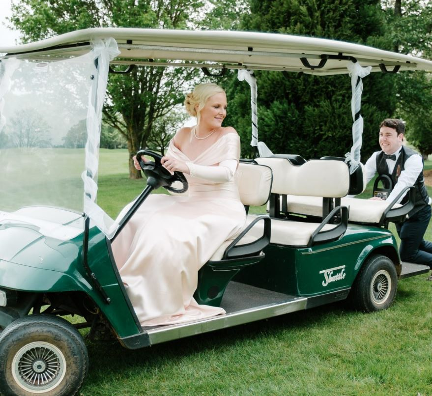 Bicester Hotel Couple