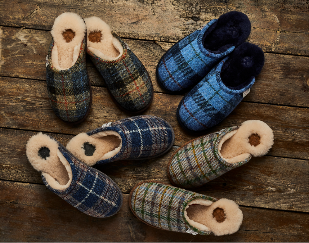 tweed-slippers-best-fathers-day-gifts