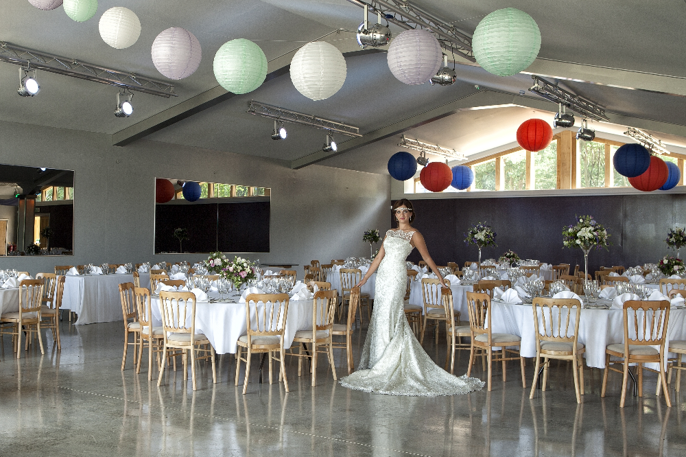 Discounts on Weddings in November at Ladywood!